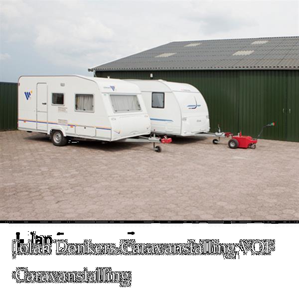 Grote foto professionele botenstalling caravans en kamperen stalling