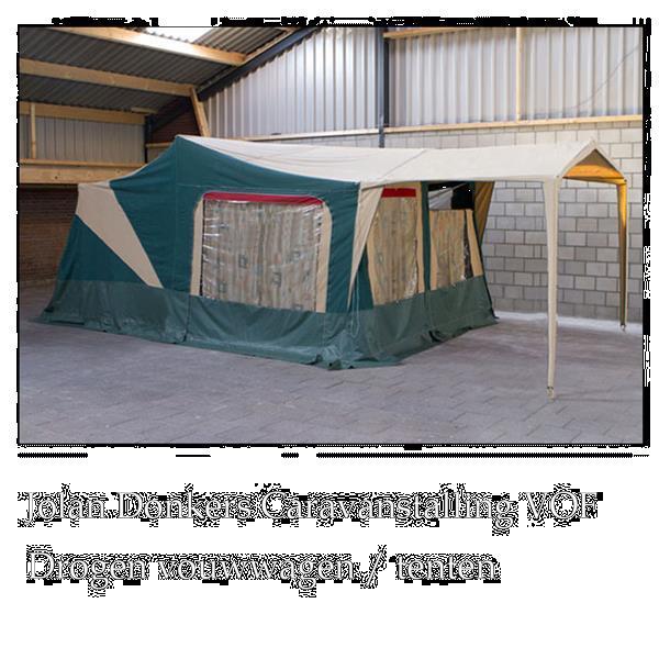 Grote foto caravantransport caravans en kamperen kampeertoebehoren
