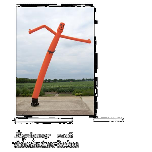 Grote foto skytube skydancer sara of abraham te huur hobby en vrije tijd feestartikelen verhuur