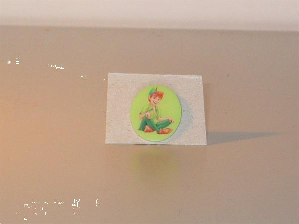 Grote foto pin disney nr 34 peter pan 2010 carrefour verzamelen speldjes pins en buttons