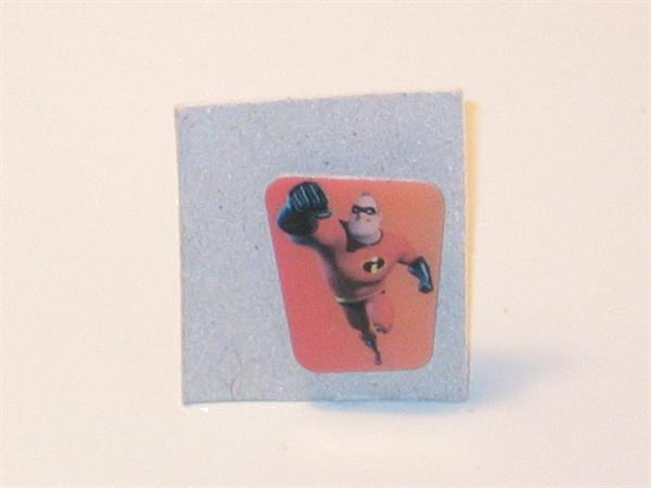 Grote foto pin disney nr 62 mr. incredible robert bob verzamelen speldjes pins en buttons