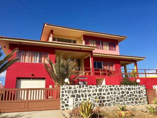 Grote foto kaapverdie villa baia das gatas vakantie afrika