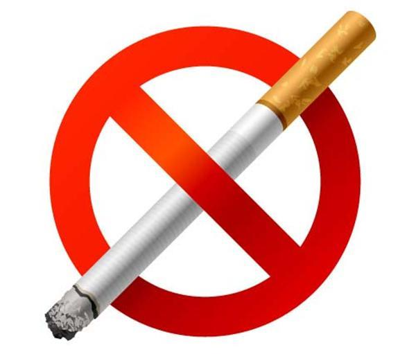 Grote foto gezond leven zonder roken diensten en vakmensen psychotherapie