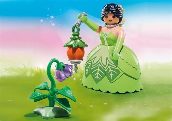 Grote foto playmobil special plus 5375 bloemenprinses kinderen en baby duplo en lego