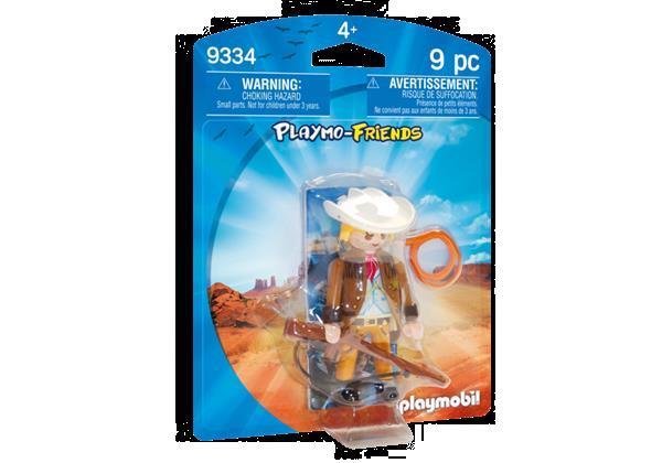 Grote foto plamobil 9334 sheriff kinderen en baby duplo en lego