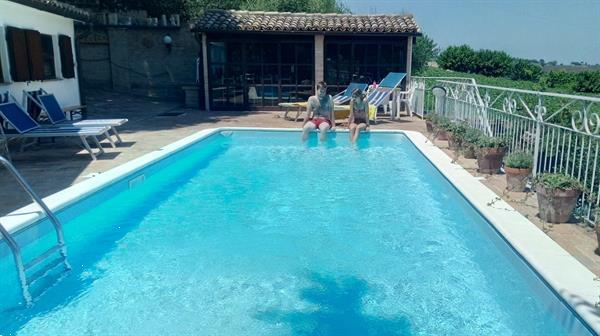 Grote foto italy apartments and rooms pool adriatic sea vakantie italie