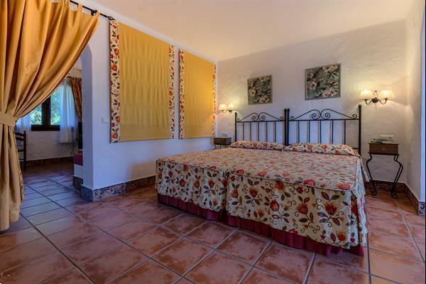 Grote foto hacienda roche viejo 4 appartementen 1e etage vakantie spanje