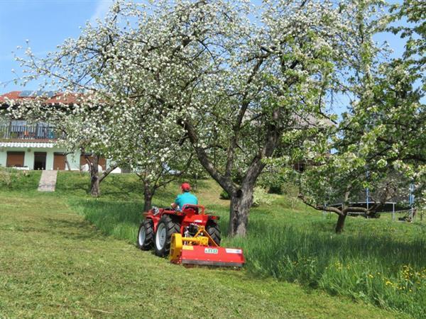 Grote foto ino mmt 105 klepelmaaier tuin en terras grasmaaiers