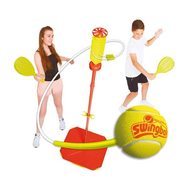 Grote foto swingball tennisspel kinderen en baby actiespeelgoed