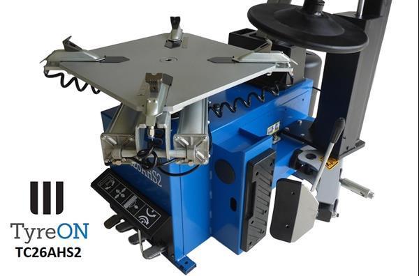 Grote foto tc26xl demonteer machine leverless en 3000 kg afdrukkracht zakelijke goederen overige zakelijke goederen