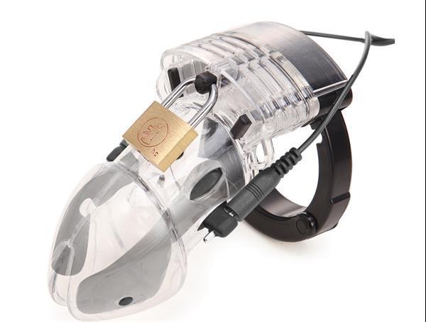 Grote foto elektrische shock cb6000s met gratis electro box a erotiek kuisheidskooien