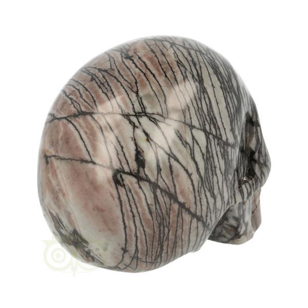 Grote foto picasso jaspis schedel 285 gram verzamelen overige verzamelingen