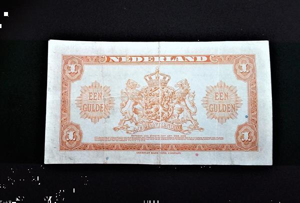 Grote foto 1 gulden 1943 postzegels en munten nederland