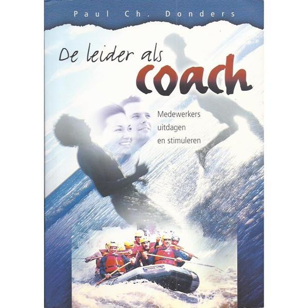 Grote foto de leider als coach zo goed als nieuw boeken gezondheid en voeding