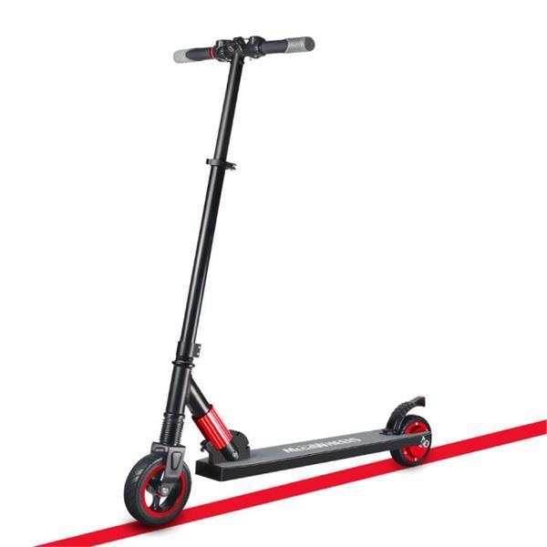 Grote foto elektrische smart e step scooter 250w 4.0 ah batterij fietsen en brommers onderdelen