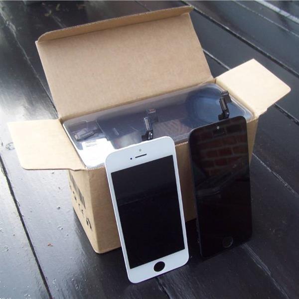 Grote foto iphone 6s 4.7 scherm touchscreen lcd onderdelen a kw telecommunicatie toebehoren en onderdelen