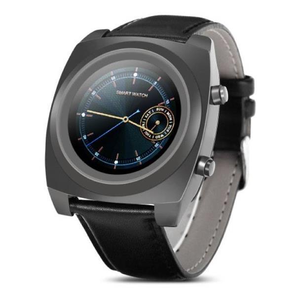 Grote foto originele z03 smartwatch smartphone horloge oled zwart 07661 telecommunicatie mobieltjes