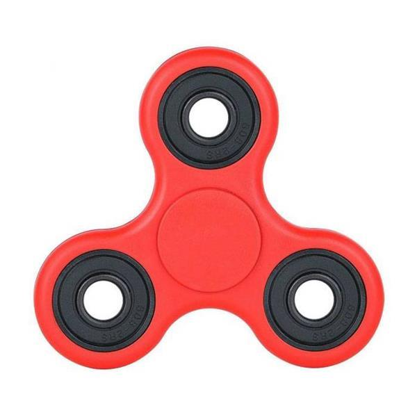 Grote foto standard tri fidget hand spinner anti stress draaier toy roo verzamelen speelgoed