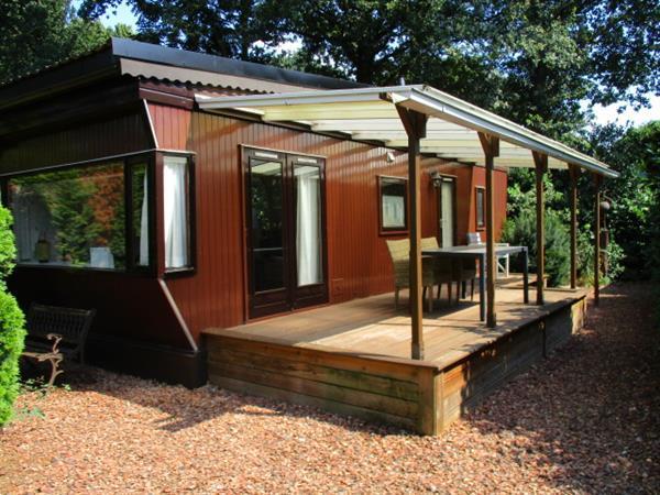 Grote foto recreatiepark tegen bos verhuur van gemeubileerde vakantiewo vakantie campings