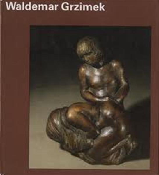 Grote foto raimund hoffmann waldemar grzimek beeldhouwer boeken fotografie en design