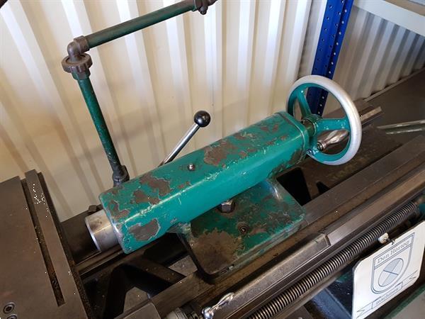 Grote foto gebruikte draaibank martin km 36 draaibanken metaalbewerking doe het zelf en verbouw ijzerwaren en bevestigingsmiddelen