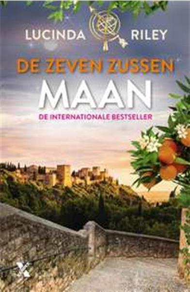 Grote foto de zeven zussen maan lucinda riley boeken romans