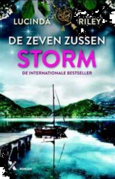 Grote foto de zeven zussen storm lucinda riley boeken romans