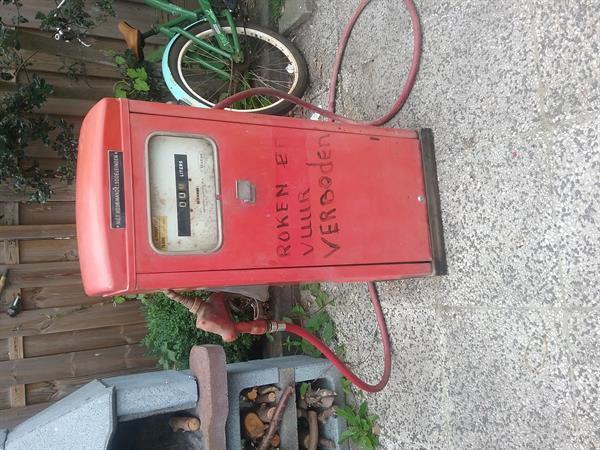Grote foto gevr benzinepompen verzamelen overige