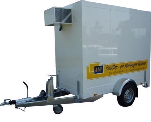 Grote foto isopolar koelaanhangwagen klein diversen overige diversen