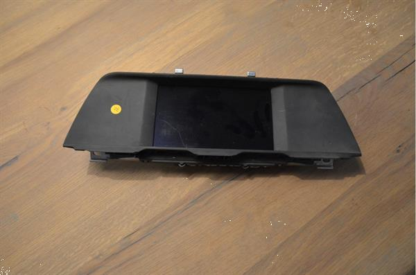 Grote foto org. bmw 5 serie f10 f11 radio en navigatie display auto onderdelen overige auto onderdelen