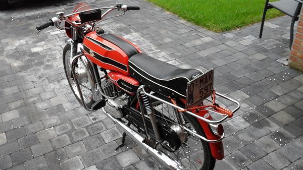 Grote foto flandria rekord 5 pk fietsen en brommers oldtimers