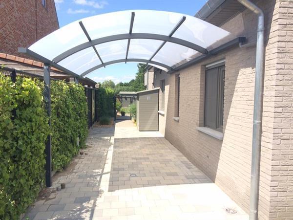 Grote foto carport opmaat gemaakt tuin en terras veranda en overkappingen