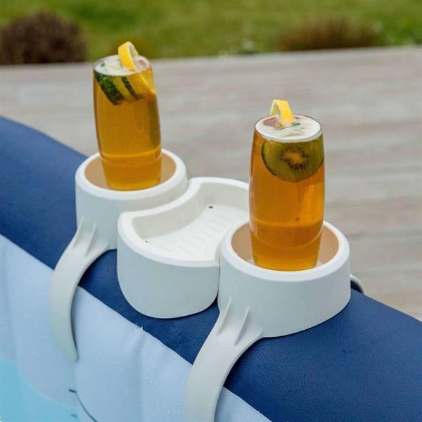 Grote foto lay z spa bekerhouders tuin en terras zwembaden toebehoren