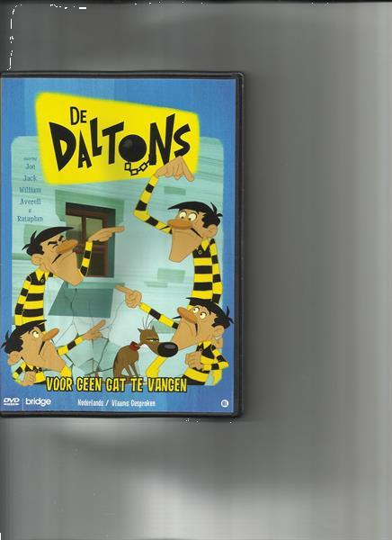 Grote foto dvd suske en wiske en de daltons cd en dvd kinderen en jeugd