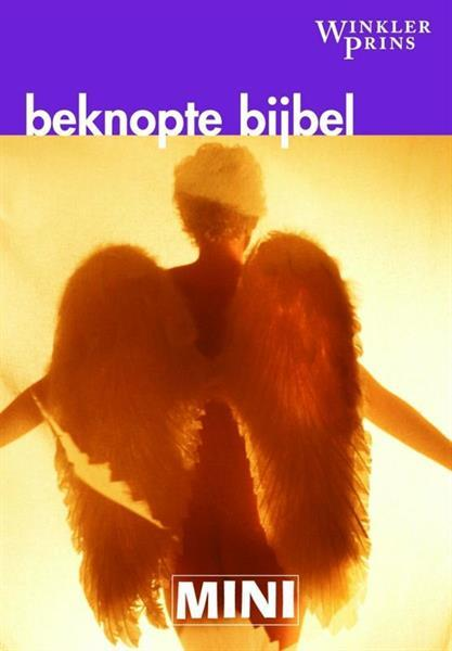 Grote foto mini wp beknopte bijbel boeken overige boeken