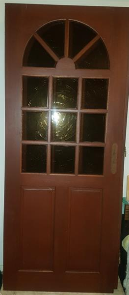 Grote foto meranti binnendeuren doe het zelf en verbouw deuren en horren