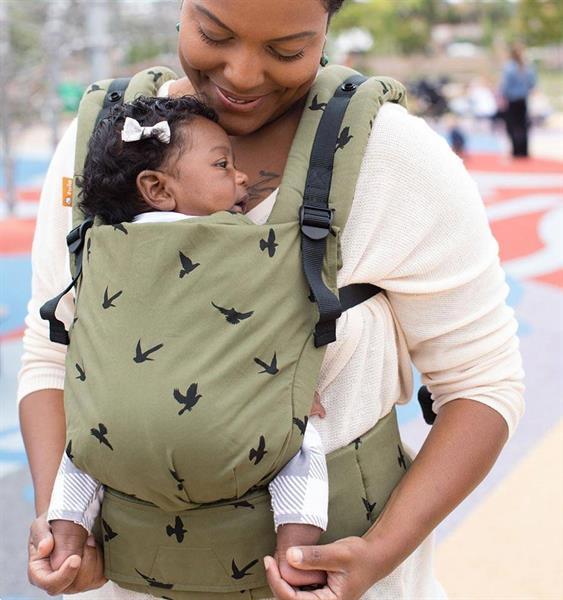 Grote foto babycarrier tula free to grow draagzak tula soar kinderen en baby overige babyartikelen