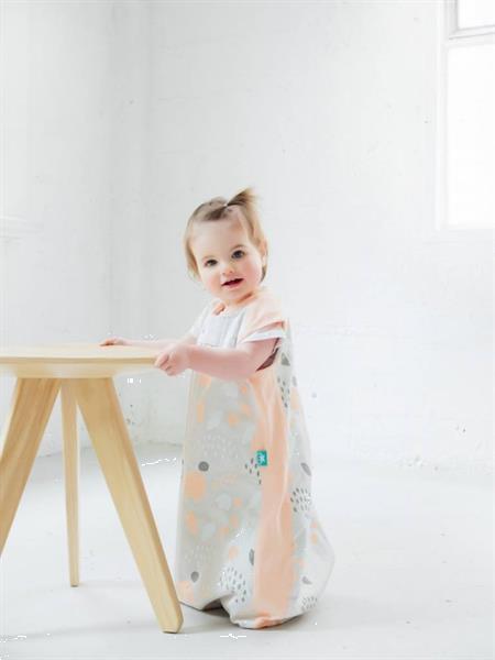 Grote foto organic cotton bamboo zomer slaapzak apricot 1.0 tog kinderen en baby overige