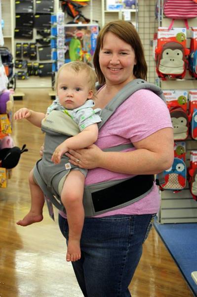 Grote foto 4 positie draagzak 360 moonstone kinderen en baby overige babyartikelen