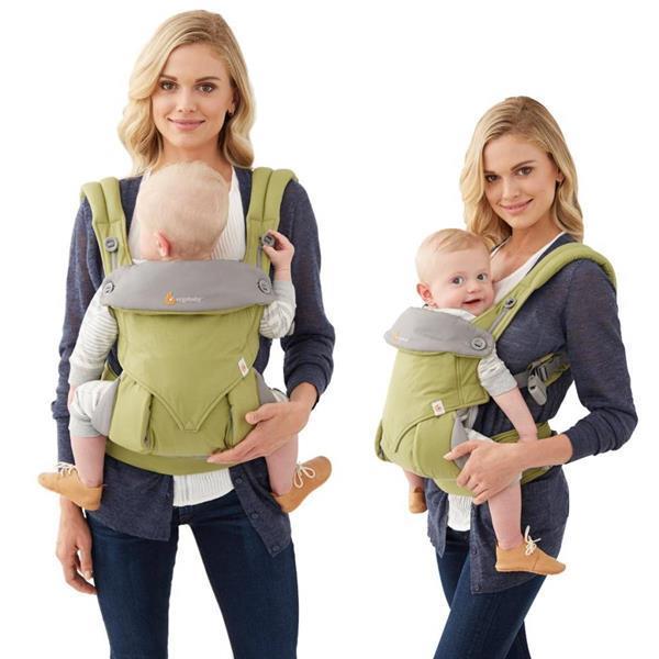 Grote foto 4 positie draagzak 360 green kinderen en baby overige babyartikelen