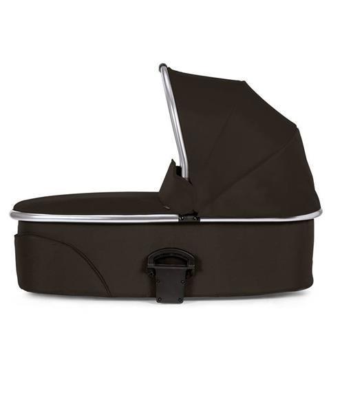 Grote foto urbo2 black carrycot wieg voor urbo2 kinderwagen kinderen en baby kinderwagens