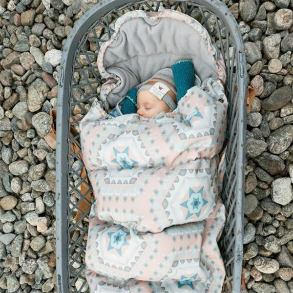 Grote foto zeer luxe voetenzak bedouine stories kinderen en baby overige