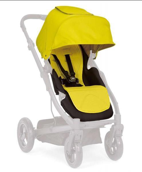 Grote foto sola city colorpack lime green kinderen en baby kinderwagens