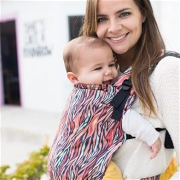 Grote foto babycarrier tula free to grow storytail kinderen en baby overige babyartikelen