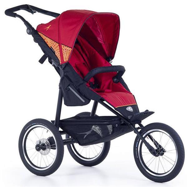 Grote foto joggster sport tango red kinderen en baby kinderwagens