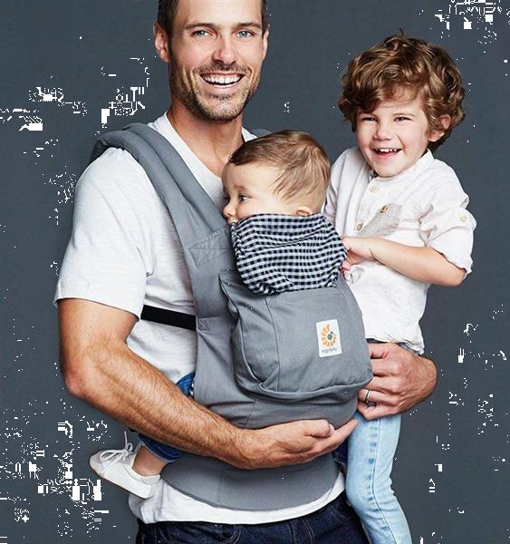 Grote foto 3p babydraagzak original phoenix steel plaid kinderen en baby overige babyartikelen