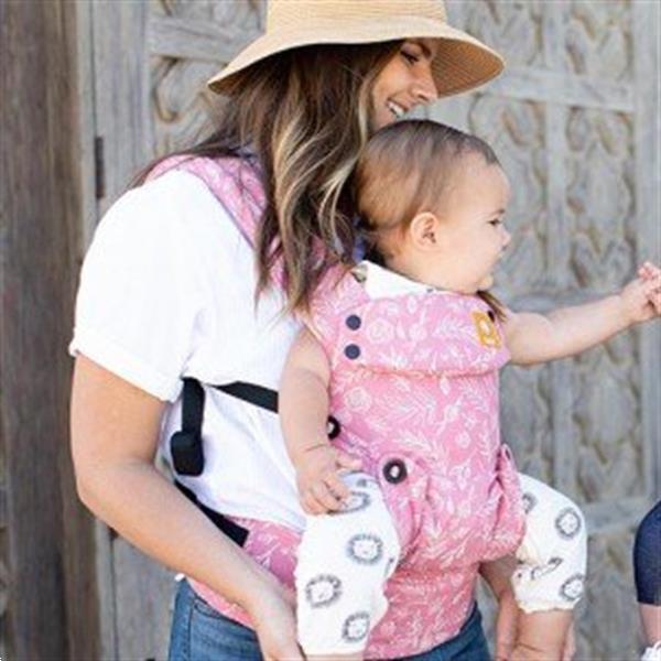 Grote foto babycarrier tula explore bloom kinderen en baby overige babyartikelen