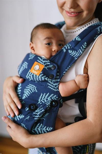Grote foto babycarrier tula explore everblue kinderen en baby overige babyartikelen