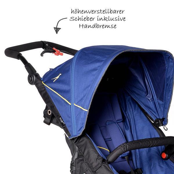 Grote foto joggster trail 2 twilight blue kinderen en baby kinderwagens