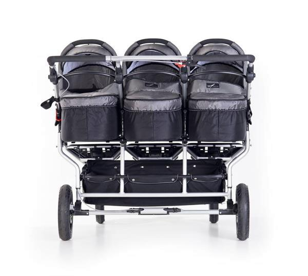 Grote foto trio twist drielingwagen kinderen en baby kinderwagens